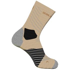 Salomon Xa Pro Socks, kelp/black/cumin
